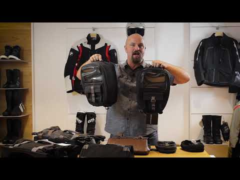BMW Motorrad Accessories:  R nineT Derivatives Luggage Systems