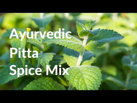 Ayurvedic Spice Mix for Pitta