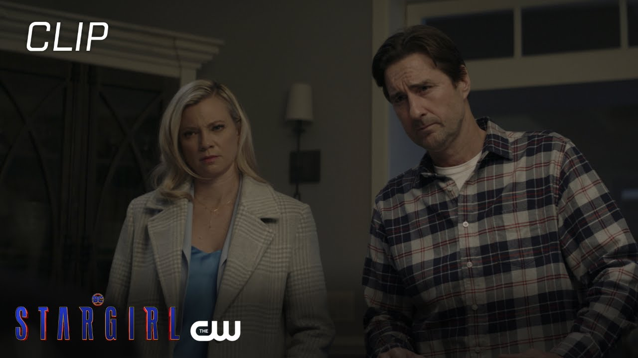 Download DC's Stargirl   Season 2 Episode 10   The Family With The Shade Scene   The CW