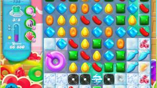 Candy Crush Soda Saga Livello 738 Level 738