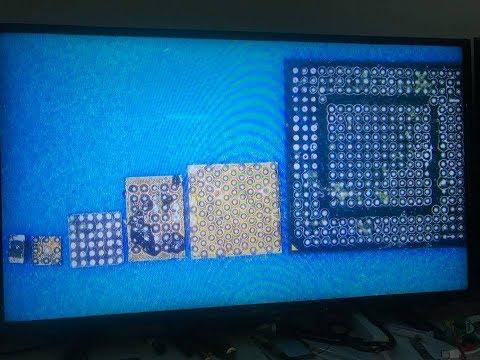 reparación iphone 6 ,,corto, base band, pmu RF, u1610a2, y TIGRIS 6 circuitos en cuestión