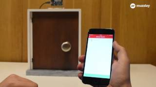 Unlocking an electrical door lock with Muzzley & Arduino YÚN