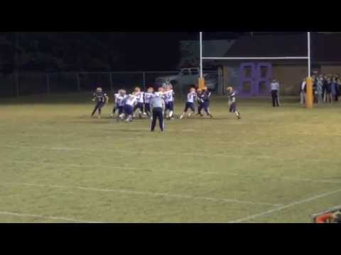 2 Point Conversion VS Hobgood Academy