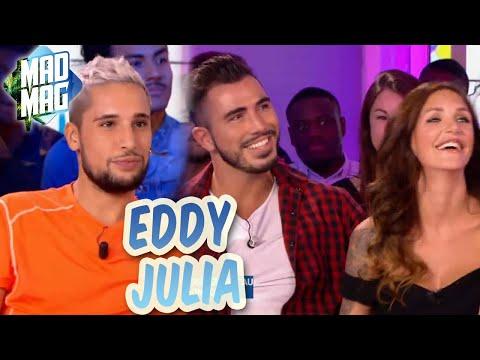 Nouveauté - Le Mad Mag du 22/09/2017 avec Julia et Eddy