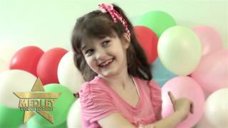 Обучение вокалу детей от 6 до 7 лет - «Медлей»(http://a-show.by/services/ школа танцев, вокал, пение, уроки танцев, танцы для детей, битбокс, уроки битбокса, битбокс..., 2014-08-05T06:13:46.000Z)