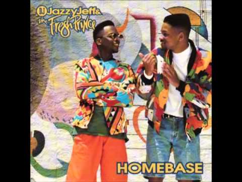 Dj Jazzy Jeff & The Fresh Prince (Will Smith) - This Boy Is Smooth