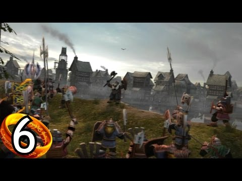 LOTR: BFME2 - Episode 6 - Dain vs. Mordor!