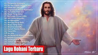 Gambar cover Lagu rohani kristen terbaik 2019 | 20 lagu rohani terindah 2019 Waktu Tuhan
