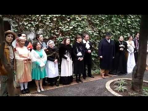 Villancico de época en el Palacio de Viana