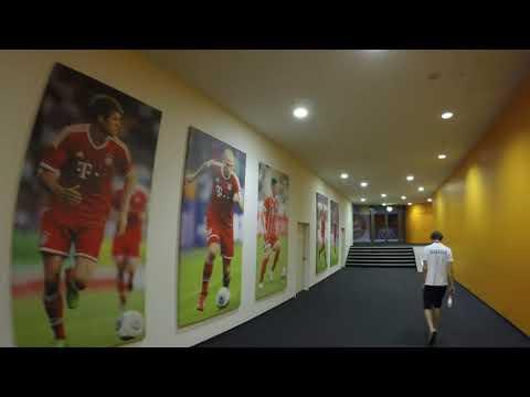 FC Bayern Munich /  München  Stadium Tour