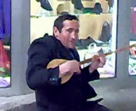 street singer prishtina kosovo