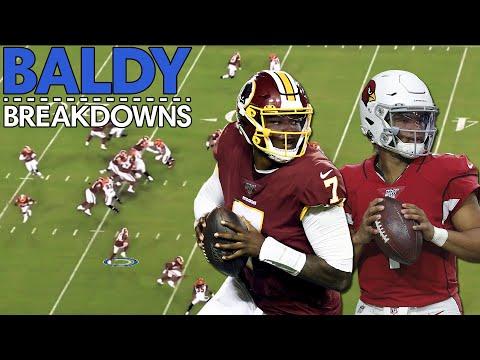 Analyzing Kyler Murray & Dwayne Haskins Second Preseason Game   Baldy Breakdowns
