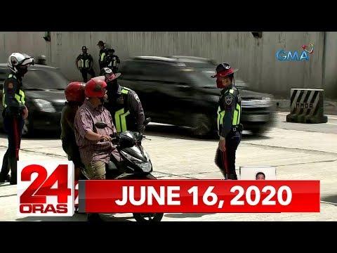 24 Oras Express: June 16, 2020 [HD]
