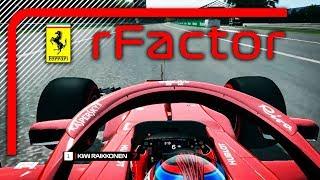 Rfactor f1 2018