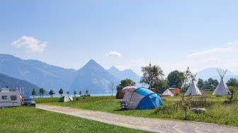 TCS Camping Buochs am Vierwaldstättersee