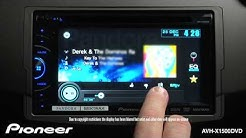 How To - AVH-X1500DVD - Pandora for iPhone