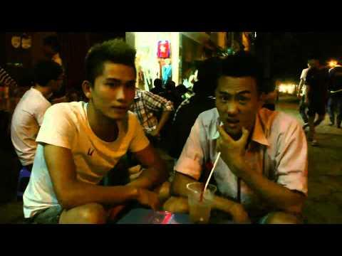 [axerace] Cưa gái ở quán Trà Chanh-Nho Đen