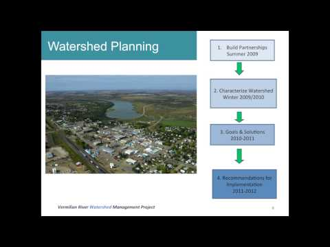 Bridging Planning Processes: Vermilion River Watershed Project