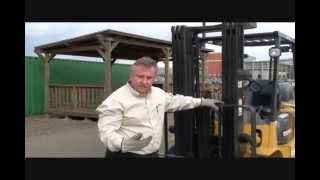 Part 1 Counterbalanced Forklift Pre-use Inspection