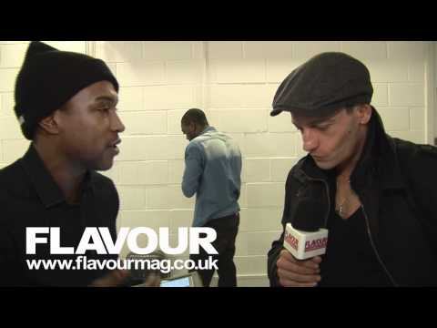 FlavourMag  Payback Season Leo Gregory  with Ashley Walters
