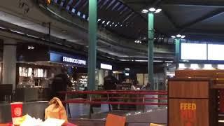 En video: Policía holandesa disparó a hombre armado en aeropuerto de Ámsterdam