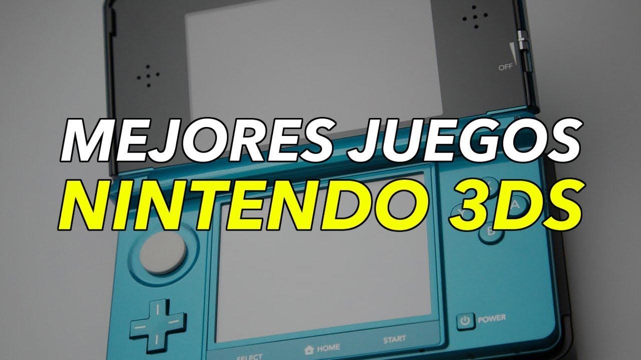 Top 10 Mejores Juegos De 3ds 2018 Youtube