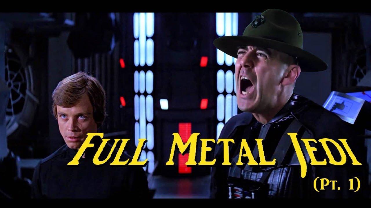 full metal jedi 4 6 star wars meets full metal jacket youtube