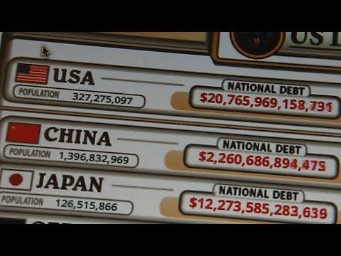 Looking behind the numbers in China's mounting debts