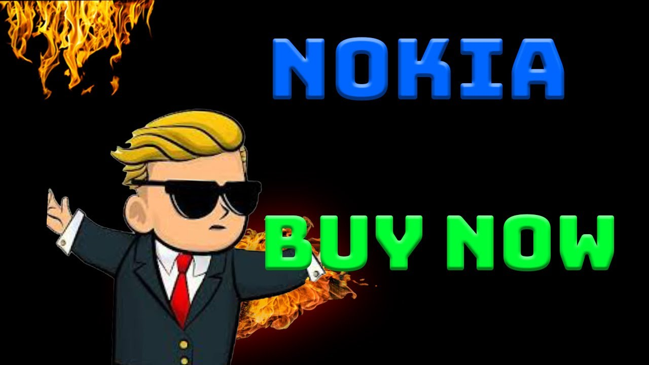 ??NOKIA (NOK) STOCK | MASSIVE POTENTIAL | ARE YOU BUYING?