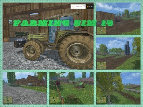 Bjornholm  Mining And Construction Economy Map For FS 15  Part 6