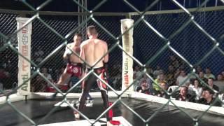 MIX FIGHT EVENTS - ADRIAN COZMA vs LUIS BALLESTEROS
