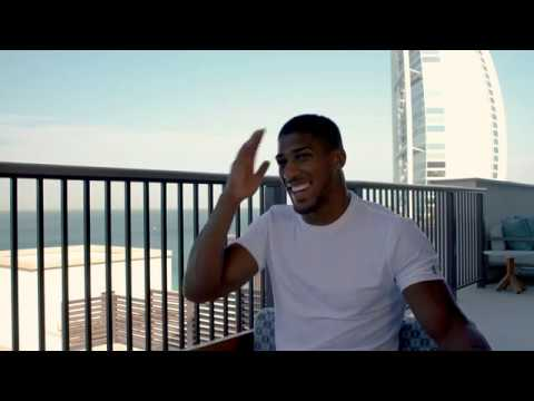 """ANTHONY JOSHUA interview: """"Parker is a little kid talking a load of rubbish"""""""