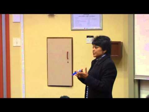 POST-GRAD RESEARCH SEMINAR / COLLEGE OF LAW & MANGMT- PROF SANJANA BRIJBALL PARUMASUR- PART 2