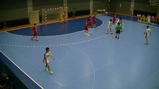 第41回全国高校ハンドボール選抜大会 1回戦 市川vs学法石川①