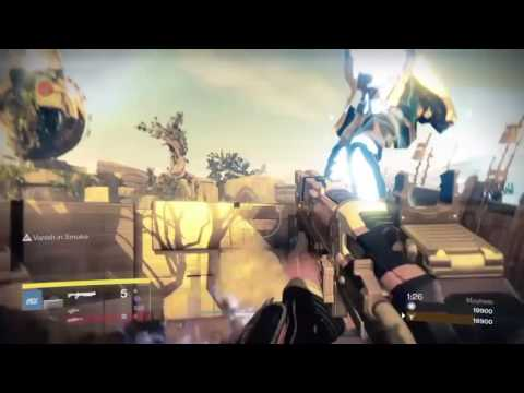 Destiny gameplay