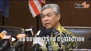 BN boycotts Port Dickson by-election