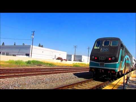 4/3, 4/17 Trains during the CSULA-El Monte Metrolink Commute