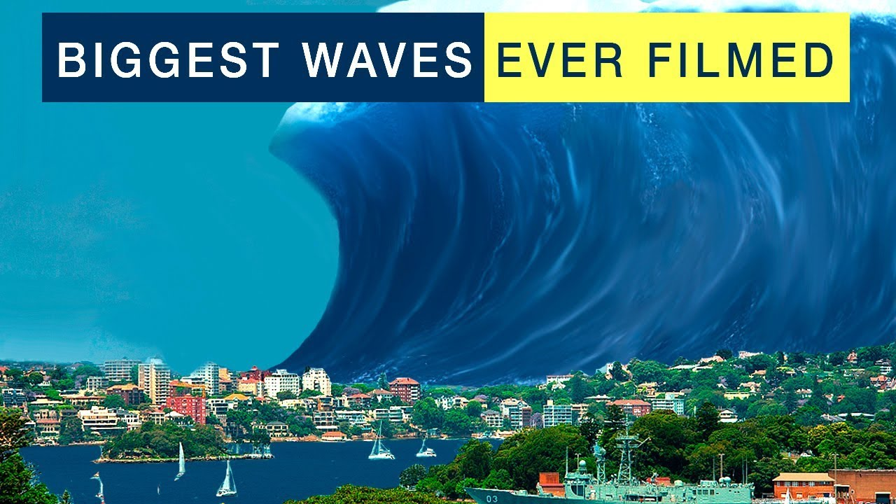 A storm brought some of the largest waves ever recorded off the ...