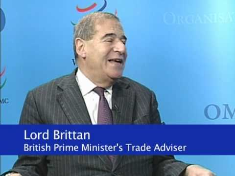 Interview with Lord Brittan