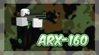 Roblox Script Showcase Episode#1239/ARX-160