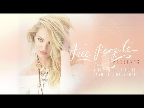 Free People Presents   A Day in the Life of Candice Swanepoel
