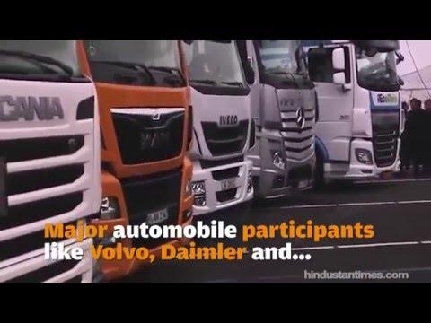 .消失的駕駛室:T-pod 是不是自動駕駛卡車的未來?