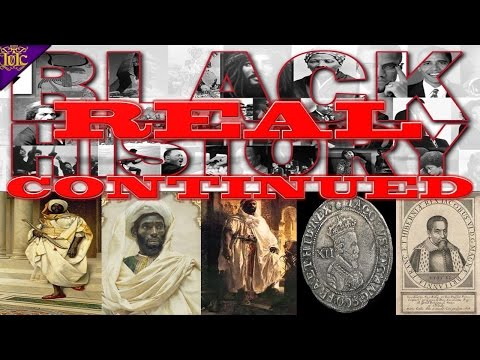 The Signs Of The Times: REAL Black History For The Month...Continued!! #KingJamesWasBlack!