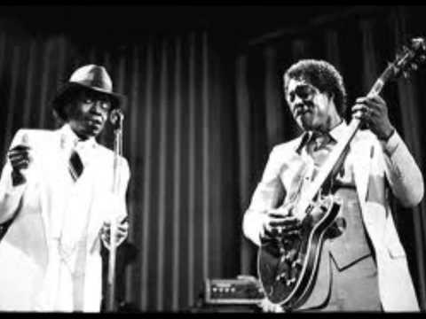 Buddy Guy, Junior Wells & Junior Mance-Rock Me Mama