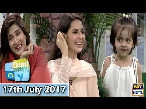 Good Morning Pakistan - 17th July 2017 - ARY Digital Show