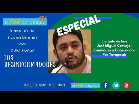 Especial Los Desinformadores lunes 30 nov.
