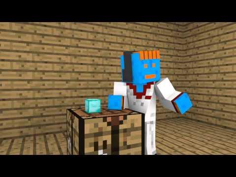 Missing Minerals - MineCraft animation