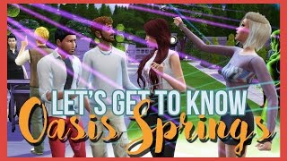 The Sims 4: LGTK Oasis Springs {Chalet Partay} - #5(, 2016-02-04T18:00:02.000Z)