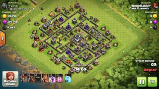 Th9 LaLoon // champions league attacks