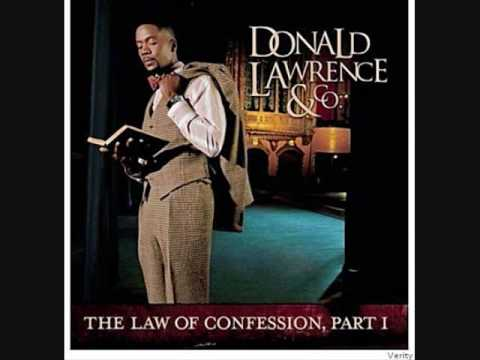 donald lawrence- ive got something